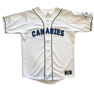 Replica White Youth Jersey