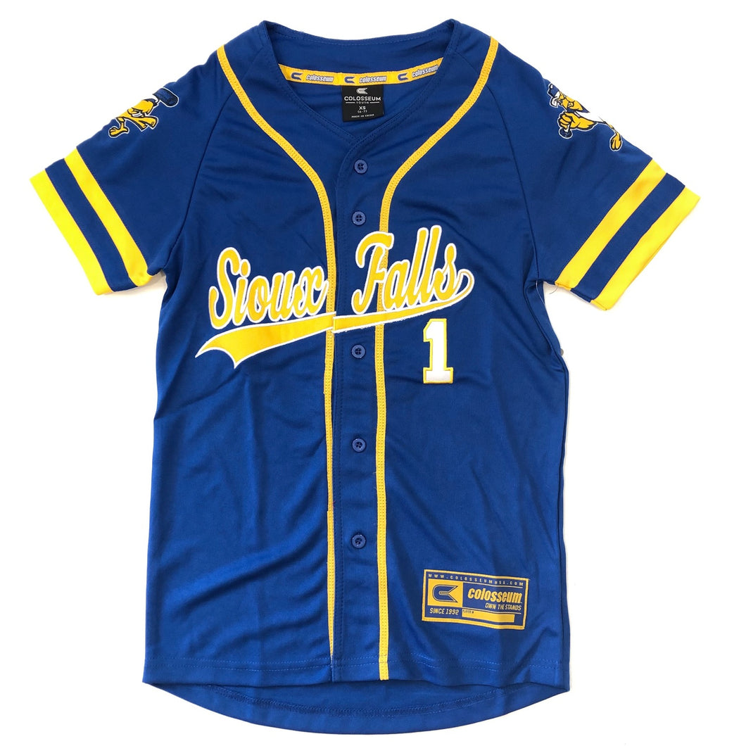 Youth BamBam Baseball Jersey