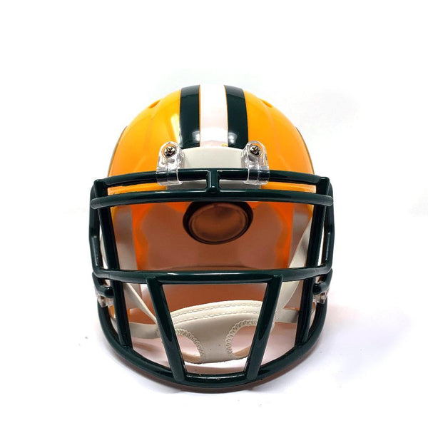 Green Bay Packers NFL Collectible Mini Helmet - Picture Inside - FANZ Collectibles