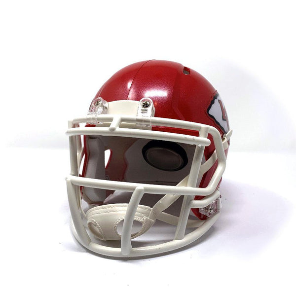 Kansas City Chiefs NFL Collectible Mini Helmet - Picture Inside - FANZ Collectibles