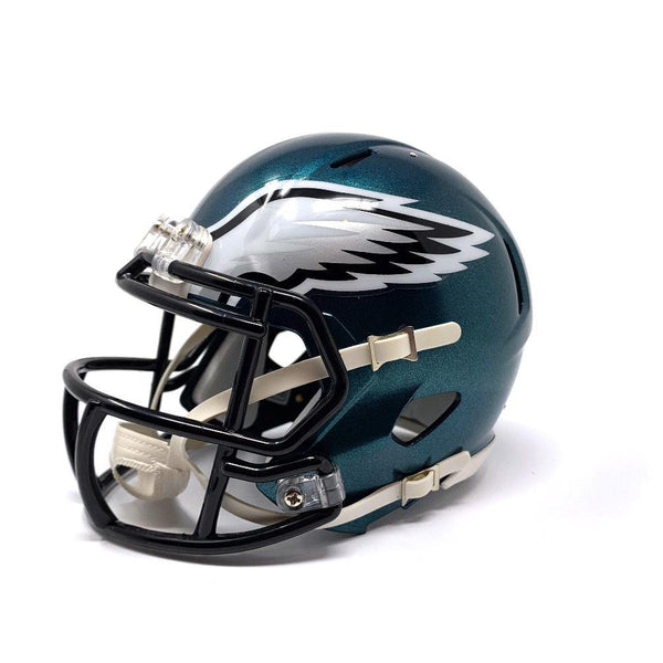 Philadelphia Eagles NFL Collectible Mini Helmet - Picture Inside - FANZ Collectibles