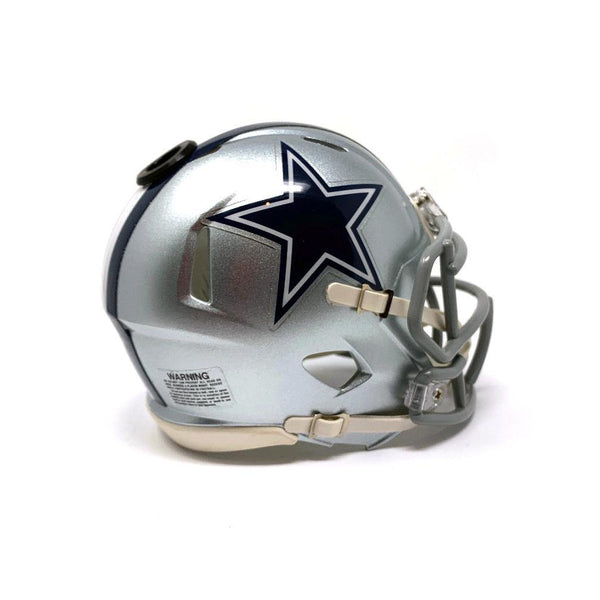 Dallas Cowboys NFL Collectible Mini Helmet - Picture Inside - FANZ Collectibles