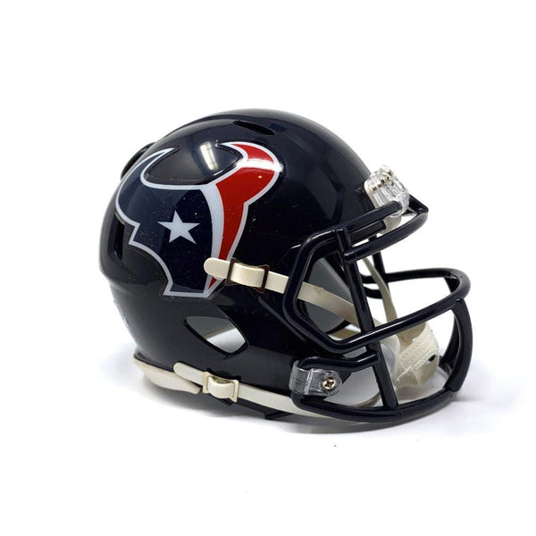 Houston Texans NFL Collectible Mini Helmet - Picture Inside - FANZ Collectibles