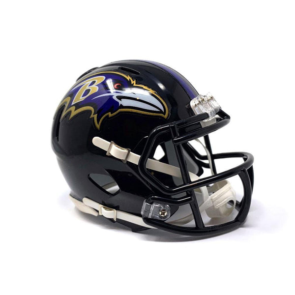 Baltimore Ravens NFL Collectible Mini Helmet - Picture Inside - FANZ Collectibles