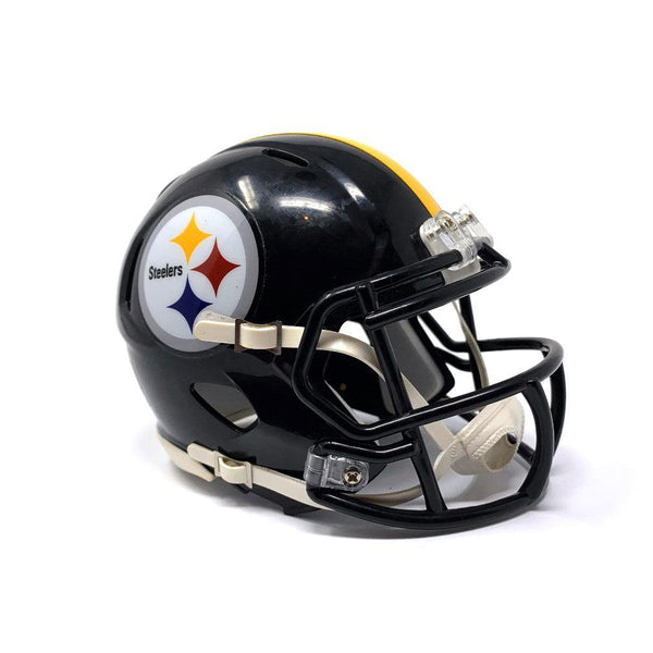 Pittsburgh Steelers NFL Collectible Mini Helmet - Picture Inside - FANZ Collectibles