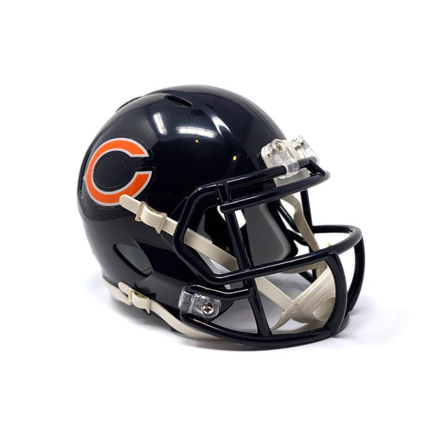 Chicago Bears NFL Collectible Mini Helmet - Picture Inside - FANZ Collectibles