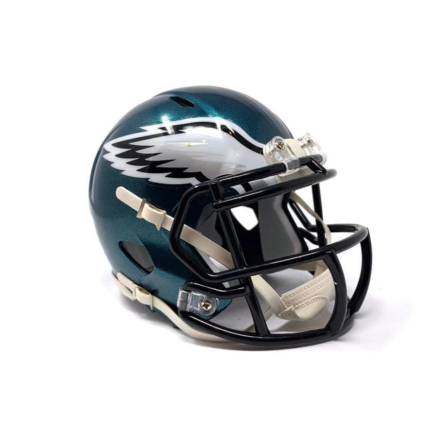 Philadelphia Eagles NFL Collectible Mini Helmet - Picture Inside - FANZ Collectibles - Fanz Collectibles