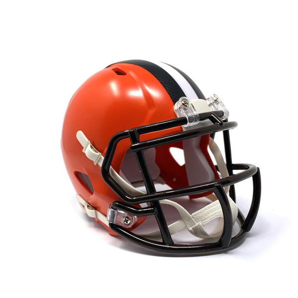 Cleveland Browns NFL Collectible Mini Helmet - Picture Inside - FANZ Collectibles