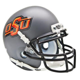 Oklahoma State Cowboys College Football Collectible Schutt Mini Helmet - Picture Inside - FANZ Collectibles