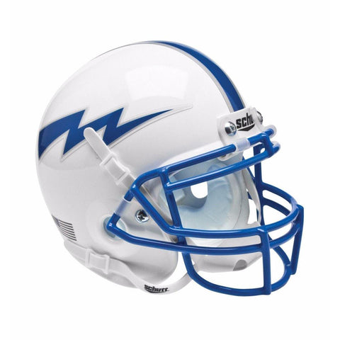 Air Force Falcons College Football Collectible Schutt Mini Helmet - Picture Inside - FANZ Collectibles - Fanz Collectibles