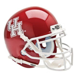 Houston Cougars College Football Collectible Schutt Mini Helmet - Picture Inside - FANZ Collectibles