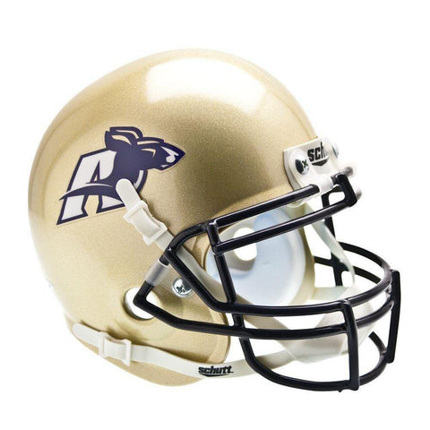 Akron Zips College Football Collectible Schutt Mini Helmet - Picture Inside - FANZ Collectibles