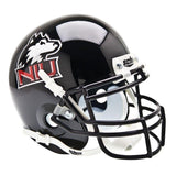 Northern Illinois Huskies College Football Collectible Schutt Mini Helmet - Picture Inside - FANZ Collectibles