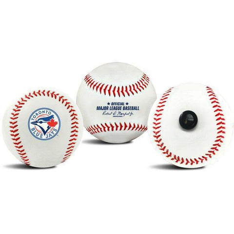 Toronto Blue Jays MLB Collectible Baseball - Picture Inside - FANZ Collectibles