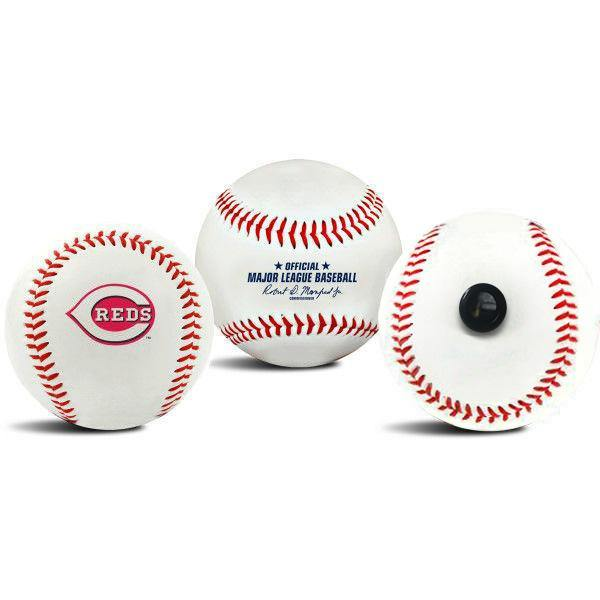 Cincinnati Reds MLB Collectible Baseball - Picture Inside - FANZ Collectibles - Fanz Collectibles