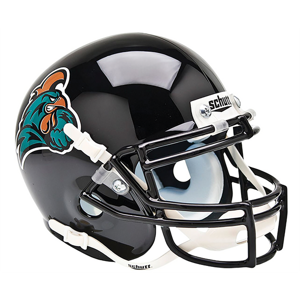 Coastal Carolina Chanticleers College Football Collectible Schutt Mini Helmet - Picture Inside - FANZ Collectibles