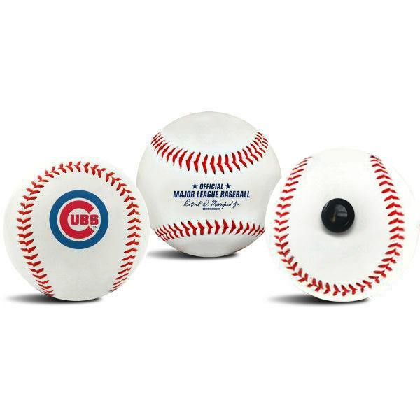 Chicago Cubs MLB Collectible Baseball - Picture Inside - FANZ Collectibles