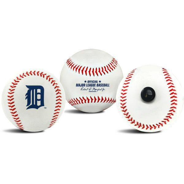 Detroit Tigers MLB Collectible Baseball - Picture Inside - FANZ Collectibles