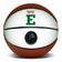 Flag Star - Eastern Michigan Eagles NCAA Collectible Miniature basketball - Picture Inside - FANZ Collectibles