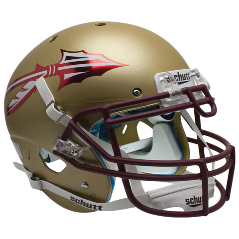 Florida State Seminoles College Football Collectible Schutt Mini Helmet - Picture Inside - FANZ Collectibles