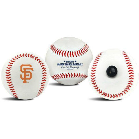 San Francisco Giants MLB Collectible Baseball - Picture Inside - FANZ Collectibles