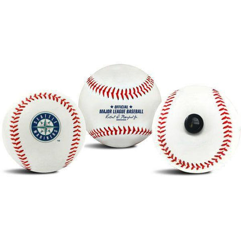 Seattle Mariners MLB Collectible Baseball - Picture Inside - FANZ Collectibles