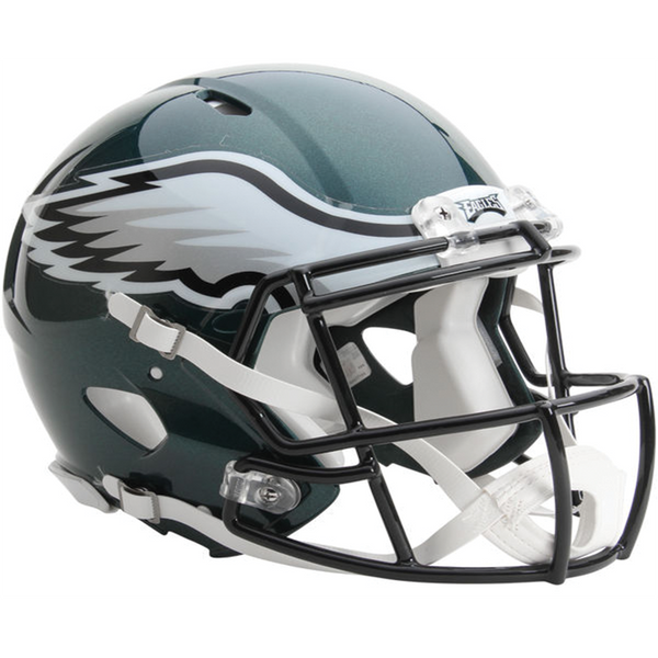 pretty nice 4937a aceed Philadelphia Eagles NFL Collectible Mini Helmet - Picture Inside - FANZ  Collectibles