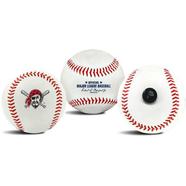 Pittsburgh Pirates MLB Collectible Baseball - Picture Inside - FANZ Collectibles