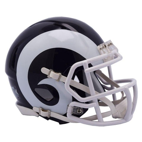 Los Angeles Rams NFL Collectible Mini Helmet - Picture Inside - FANZ Collectibles