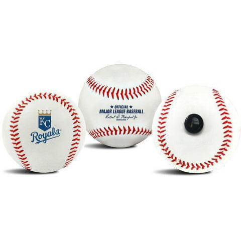 Kansas City Royals MLB Collectible Baseball - Picture Inside - FANZ Collectibles
