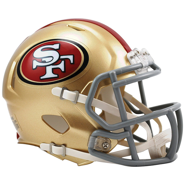 san-francisco-49ers-nfl-Football-Mini-Helmet