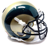 Grayson Rams HS Football Mini Helmet - Picture Inside - FANZ Collectibles
