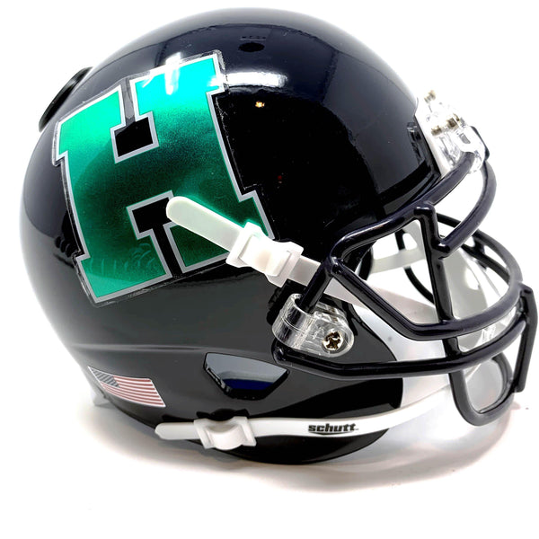 Harrison Hoyas HS Mini Football Helmet - Picture Inside - FANZ Collectibles