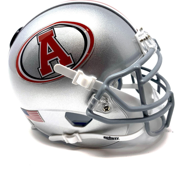 Archer Indians HS Mini Football Helmet - Picture Inside - FANZ Collectibles