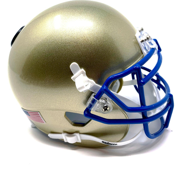Youth  Football Mini Helmet - Picture Inside - FANZ Collectibles