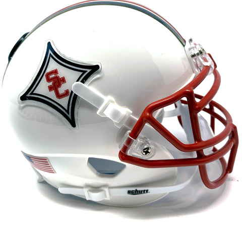 Sandy Creek HS Mini Football Helmet - Picture Inside - FANZ Collectibles