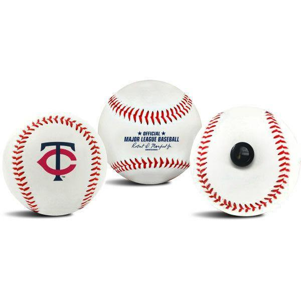 Minnesota Twins MLB Collectible Baseball - Picture Inside - FANZ Collectibles