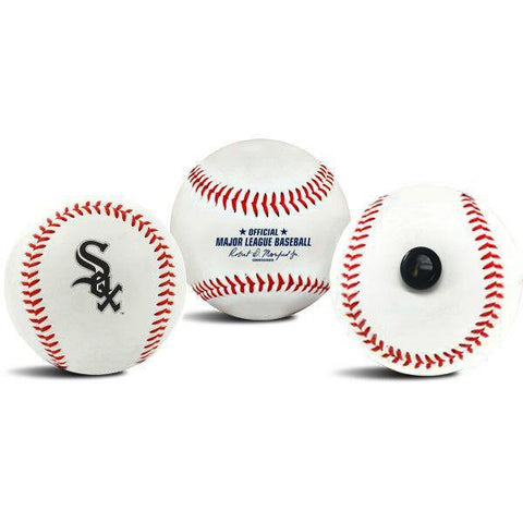 Chicago White Sox MLB Collectible Baseball - Picture Inside - FANZ Collectibles