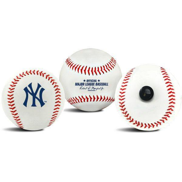 New York Yankees MLB Collectible Baseball - Picture Inside - FANZ Collectibles