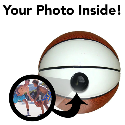 Share the Memory! BOGO40 - 1 More Basketball - FANZ Collectibles