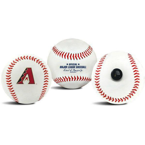 Arizona Diamondbacks MLB Collectible Baseball - Picture Inside - FANZ Collectibles