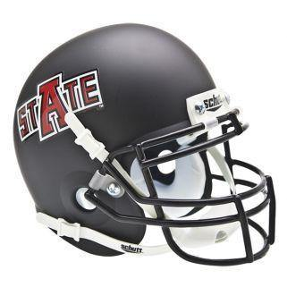 Arkansas State Red  Wolves College Football Collectible Schutt Mini Helmet - Picture Inside - FANZ Collectibles