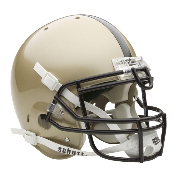 Army Knights College Football Collectible Schutt Mini Helmet - Picture Inside - FANZ Collectibles