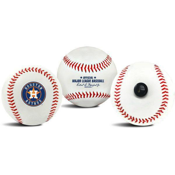 Houston Astros MLB Collectible Baseball - Picture Inside - FANZ Collectibles