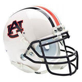 Auburn Tigers College Football Collectible Schutt Mini Helmet - Picture Inside - FANZ Collectibles
