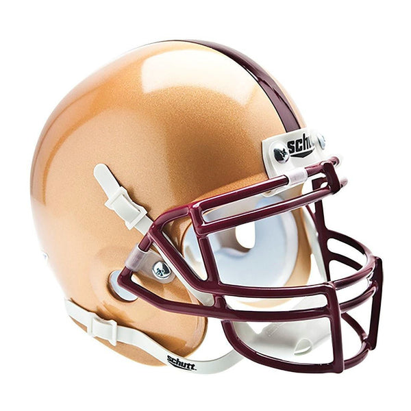 Boston College Eagles College Football Collectible Schutt Mini Helmet - Picture Inside - FANZ Collectibles