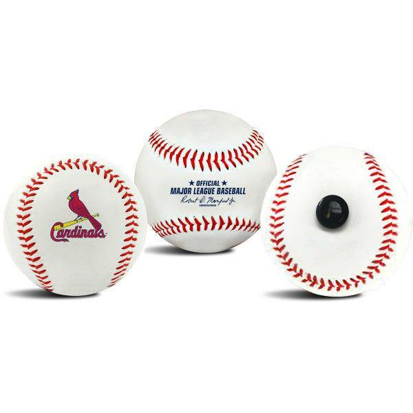 St.Louis Cardinals MLB Collectible Baseball - Picture Inside - FANZ Collectibles