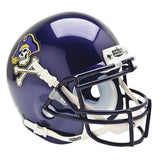 East Carolina Pirates College Football Collectible Schutt Mini Helmet - Picture Inside - FANZ Collectibles