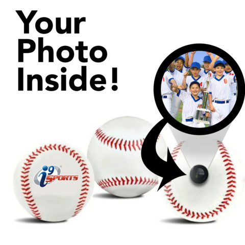 i9 Sports - Youth Baseball - Picture Inside - FANZ Collectibles