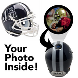 Jackson State Tigers College Football Collectible Schutt Mini Helmet - Picture Inside